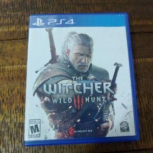 Witcher Wild Hunt 3